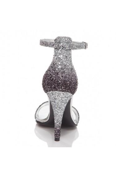 Sandale Joyas JOY-P89 Adeline Glitter Argintii
