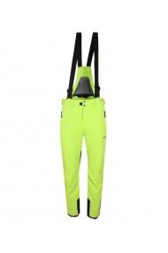 Pantaloni ski barbati Head Pro Countdown Verde