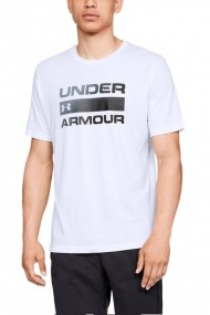 Tricou Under Armour Team Issue Wordmark Alb