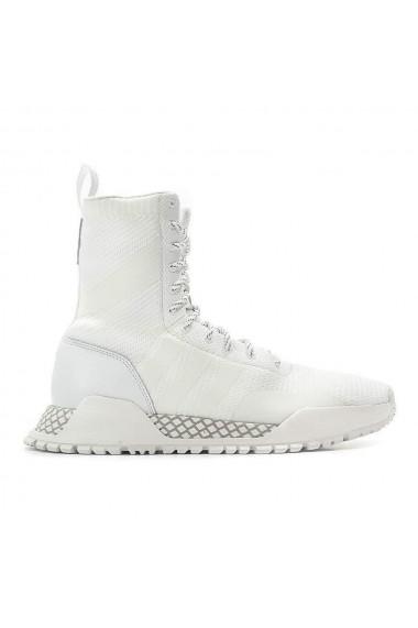 Ghete barbati Adidas Originals AF 1.3 Primeknit Alb