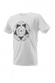Tricou barbati Adidas Football Alb