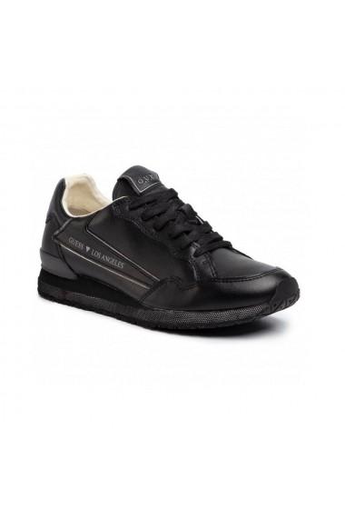 Pantofi sport Guess Genova FM6GEN LEA12 Negru
