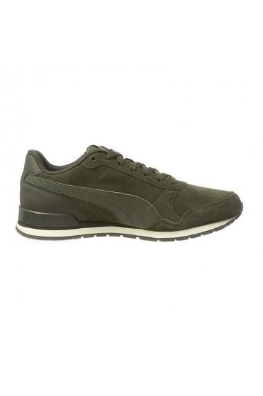 Pantofi sport Puma ST Runner Verde