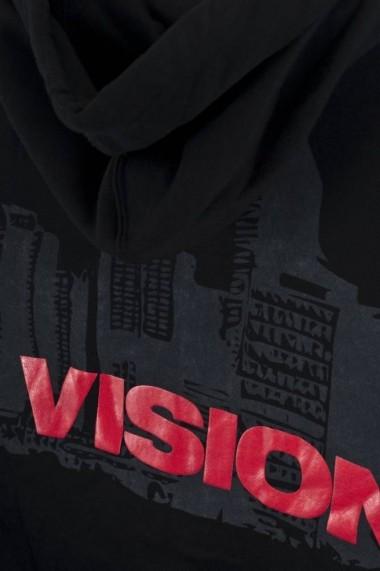 Tricou barbati Vision Street Wear Legend Tee Negru