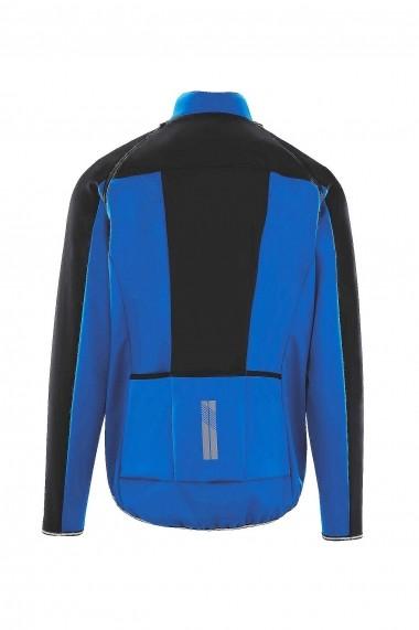 Jacheta ciclism Crane Cycling Convertible Blue