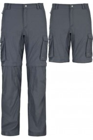 Pantaloni barbati Trespass Crowley Gri