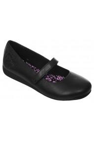 Pantofi fete Trespass Mary-Jane Negru
