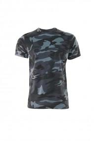 Tricou barbati Game Tehnical Apparel SS Tshirt Midnight Negru