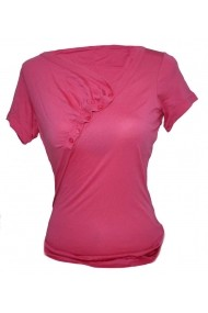 Tricou femei Nike Studio Premium Roz