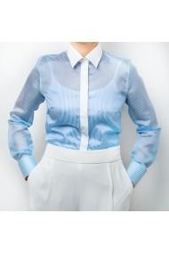 Camasa ALISIA ENCO Macarons bleu Cote d Azur