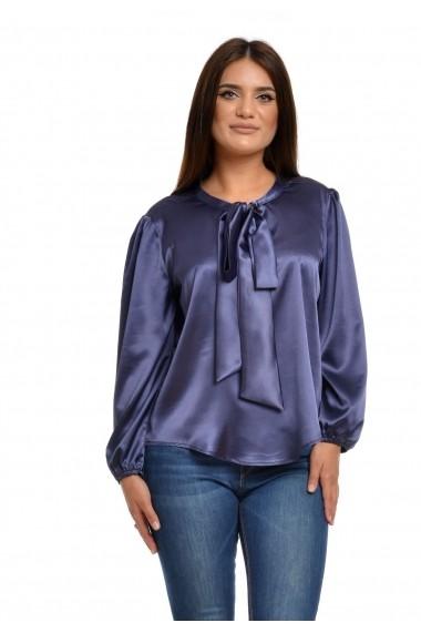 Bluza Eranthe Elegant Indigo