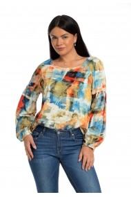 Bluza Eranthe Rainbow Multicolora