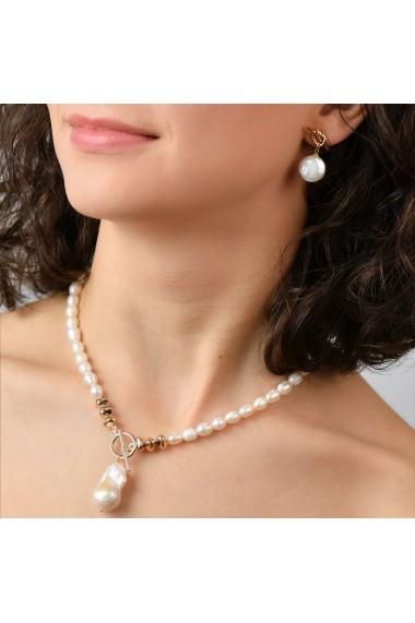 Cercei perle Afrodita