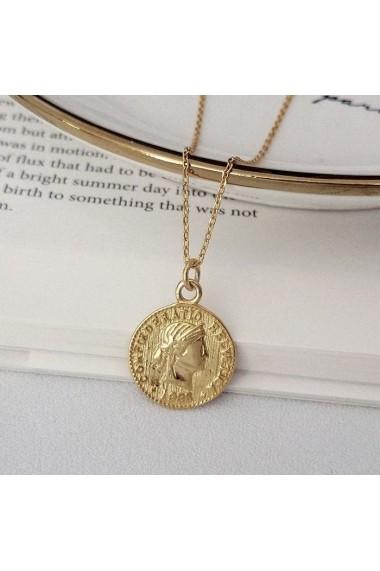 Colier Cezara Gold