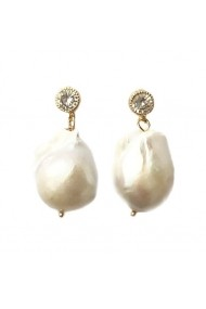 Cercei perle baroque Sandra