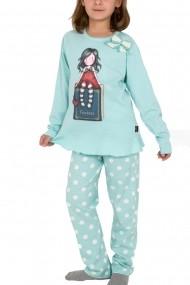 Pijama fete Santoro Gorjuss My Story lunga
