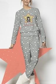 Pijama fete Santoro Gorjuss My Own Universe lunga