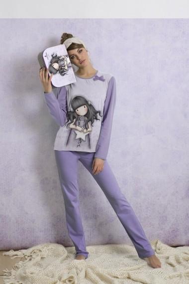 Pijama Santoro Gorjuss All these words lunga