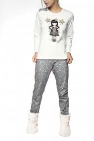 Pijama Santoro Gorjuss My Own Universe lunga