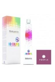 Vopsea directa semipermanenta fara oxidare HD Colors Fantasy PURPLE 150 ML