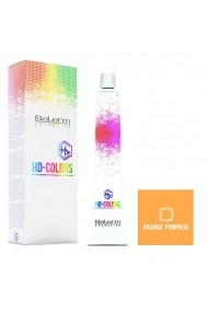 Vopsea directa semipermanenta fara oxidare HD Colors Flour ORANGE PUMKIN 150ML