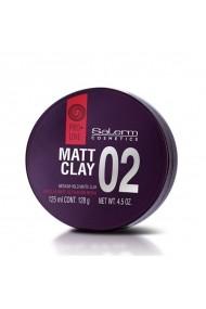 Ceara de coafat mata argiloasa Matt Clay 02 Proline 125ml
