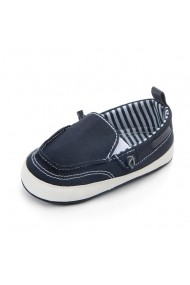 Pantofiori tip mocasini pentru baietei