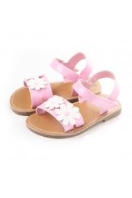 Sandalute fetite roz - Margarete