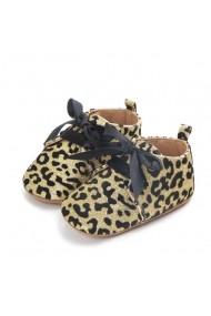 Pantofiori fetite - Leopardul auriu