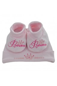 Set caciulita si botosei - Prince/Princess