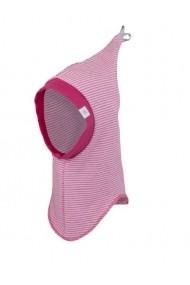 Caciula roz tip cagula - model Faustyna