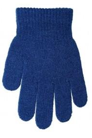Manusi bleumarine simple pentru copii