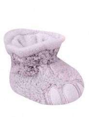 Botosei gri pentru bebelusi - Picioruse