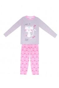 Pijama pentru fetite - Kitty