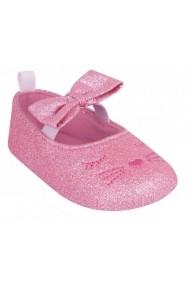 Pantofiori roz sclipitori - Pisicuta
