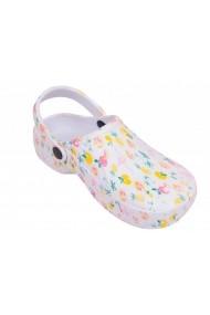 Papuci din cauciuc pentru fetite - Exotic
