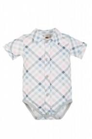 Body camasa eleganta pentru bebelusi - Colectia Elegant