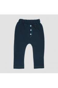 Pantaloni cu nasturei - Navy