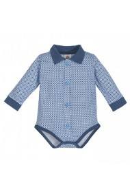Body camasuta pentru bebelusi White&Blue