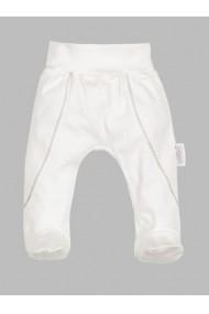 Pantalonasi cu botosei din bumbac organic - Colectia Organic Forest