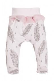 Pantaloni pentru bebelusi cu botosei - Colectia Angel