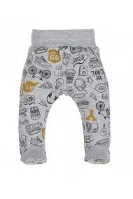 Pantaloni cu botosel - Colectia Route 66