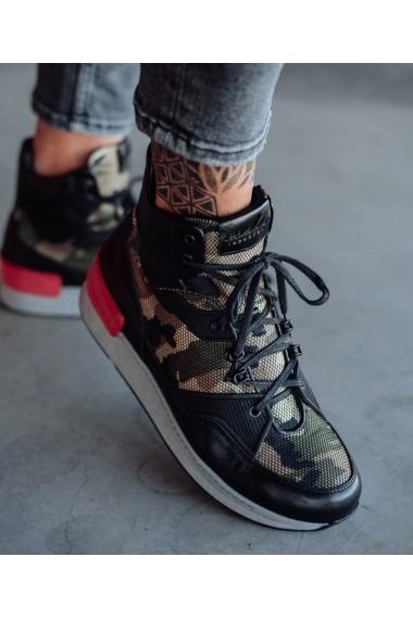 Ghete Bigiottos Shoes Swag On verde