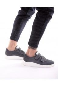 Sneakers Bigiottos Shoes Velcro gri