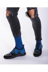 Pantofi sport Bigiottos Shoes 25010 albastri