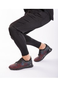 Pantofi sport Bigiottos Shoes 3275 bordo