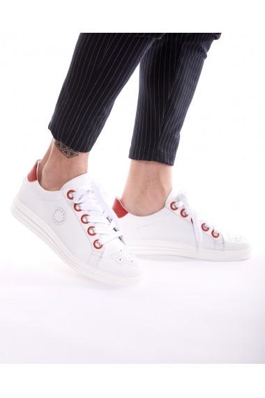 Pantofi sport Bigiottos Shoes Funk albi