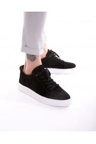 Pantofi sport Bigiottos Shoes Sleek negru