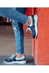 Pantofi sport Bigiottos Shoes Confidence Boost albastri