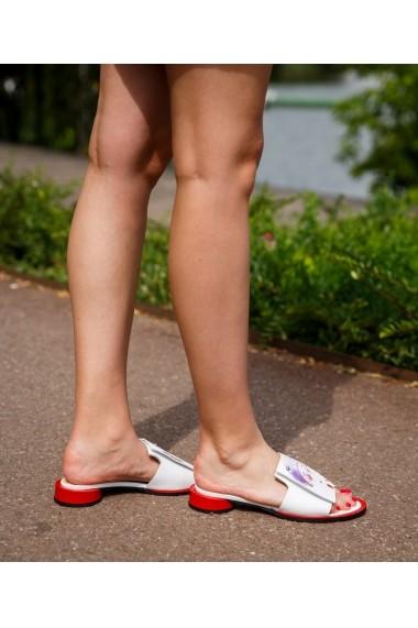 Saboti Bigiottos Shoes Late Again albi